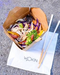 wok zelenina